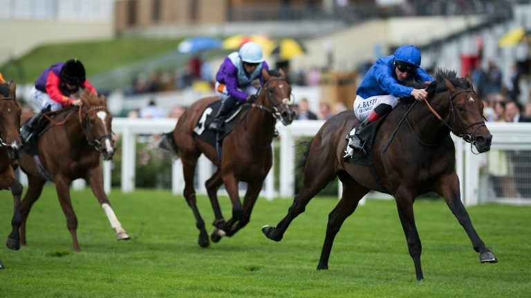 Mythical Magic backed up his debut win at Ascot with Listed success over 7f at Deauville last month