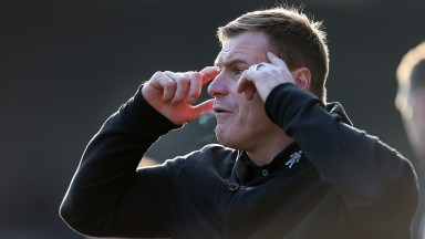 David Flitcroft could be the man to turn around Swindon's fortunes