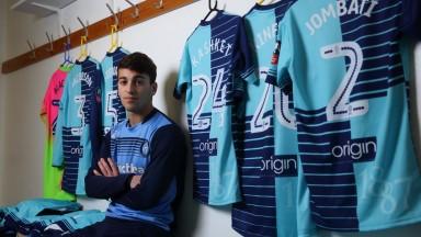 Wycombe forward Scott Kashket made a terrific impression last season