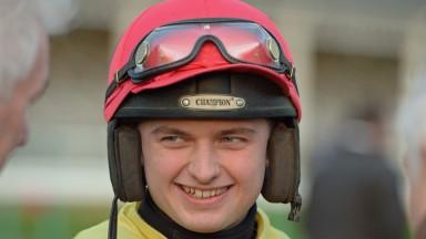 Sean Bowen: won on both his rides