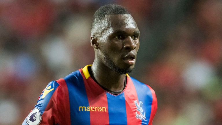 Eagles hotshot Christian Benteke