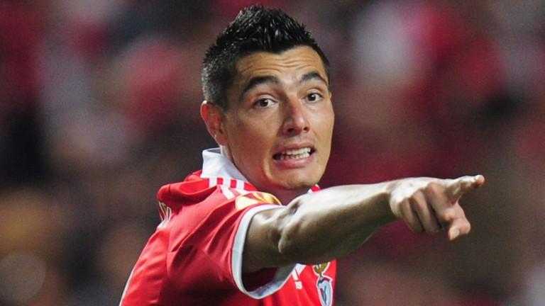 Libertad striker Oscar Cardozo