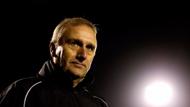 Tony Burman has been the manager at Dartford for the last 12 years