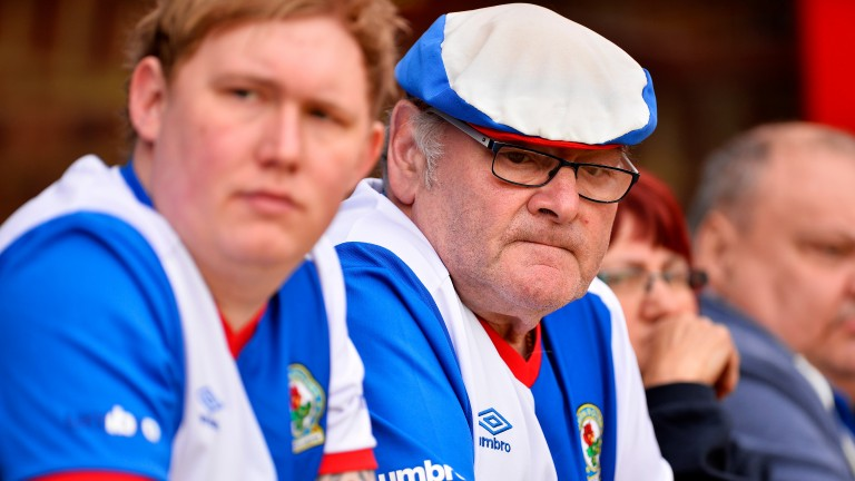 Blackburn fans could be set for smiles