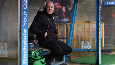 Keith Hill has been in the Rochdale dugout since 2013