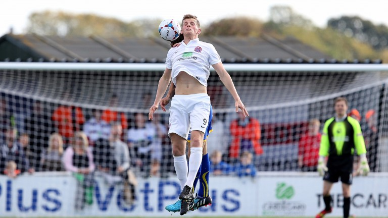 AFC Fylde forward Danny Rowe is in excellent shape