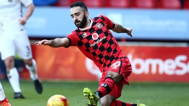 Walsall are desperate to hold on to Erhun Oztumer