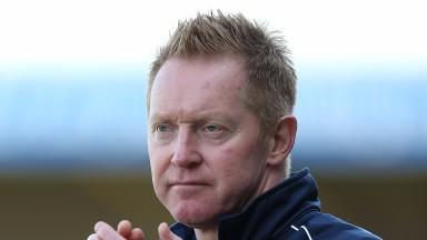 Aldershot manager Gary Waddock has a settled squad