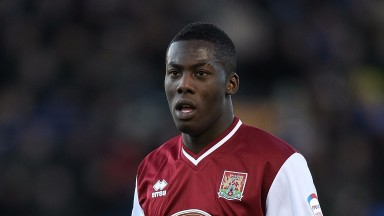 Akwasi Asante is one of three strikers to have left Halifax