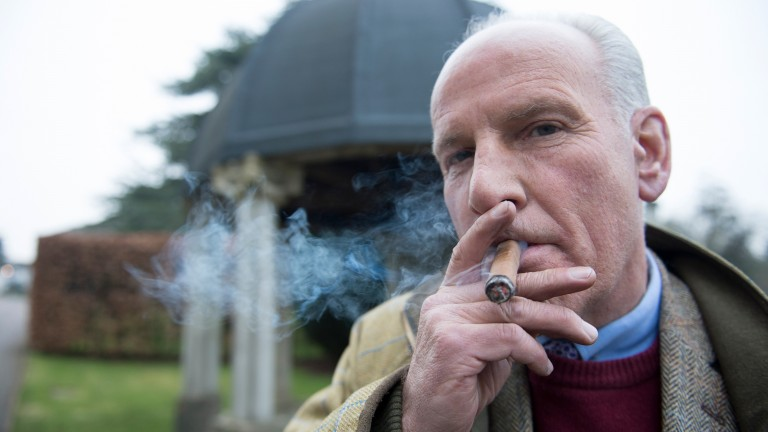 """Sir Mark's favourite cigar? """"Partagas, and I smoke as many as possible"""""""