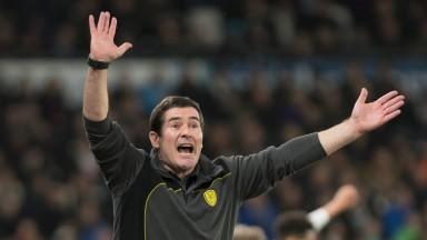 Burton boss Nigel Clough
