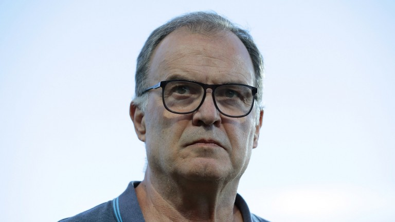 Marcelo Bielsa is aiming to bring his slick style to Lille