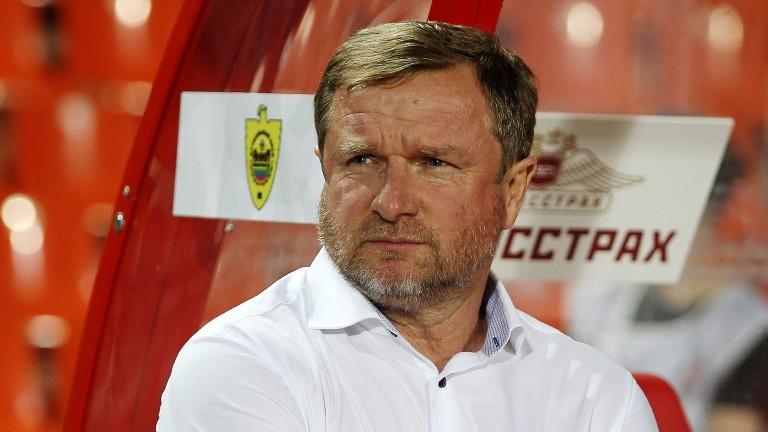 Viktoria Plzen manager Pavel Vrba