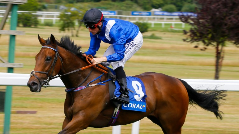 Battaash bids to stretch his winning run this season to three at Goodwood on Friday