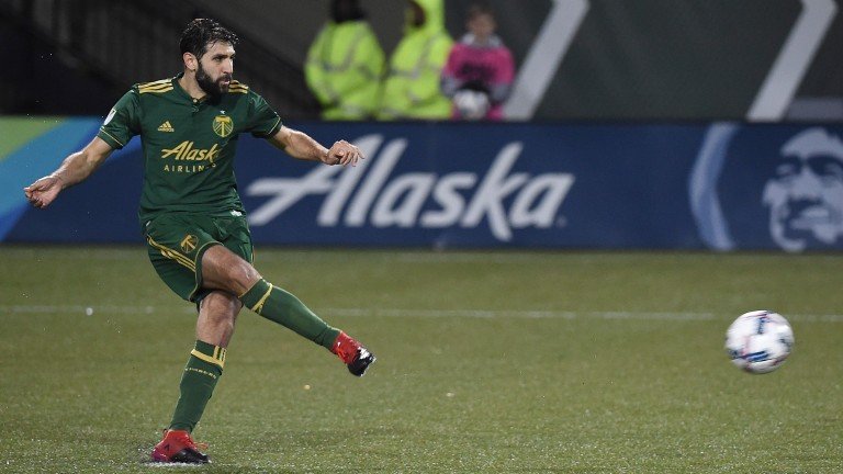 Diego Valeri was the third leading scorer in the league last season with 21 goals