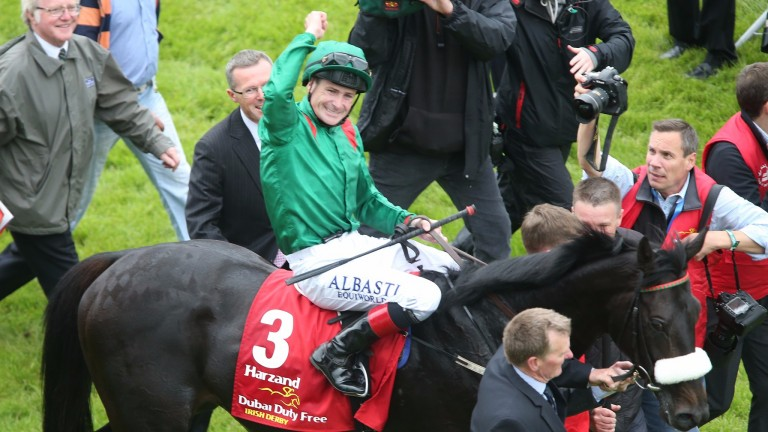 40 year-old Pat Smullen is bidding for his tenth title