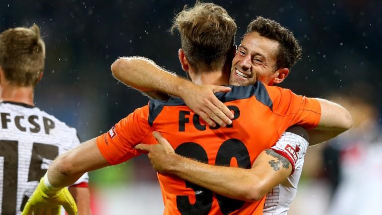 St Pauli claimed an opening week win at Bochum
