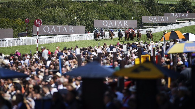 Goodwood: another Saturday sell-out as punters fought back from disastrous start to week