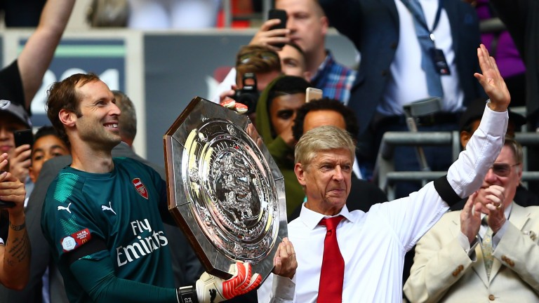 Arsenal won their third Community Shield in four years