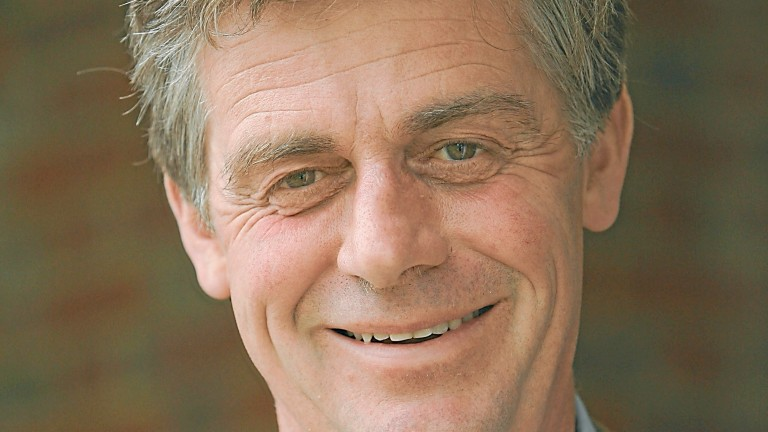 Michael Blanshard: first job was with Sir Henry Cecil