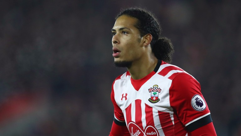 Virgil van Dijk has handed in a transfer request to Southampton