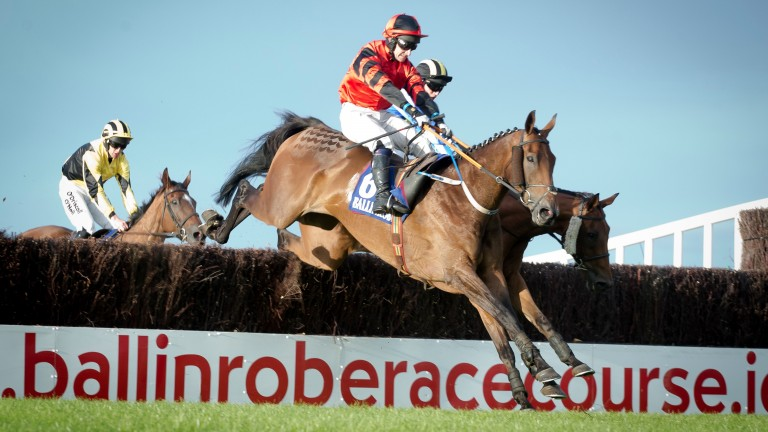 Eiri Na Casca won last time at Tipperary and the form received a boost at Galway last week