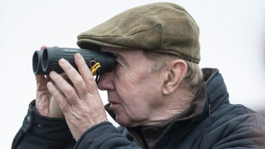 Dermot Weld: spying better times on the horizon?