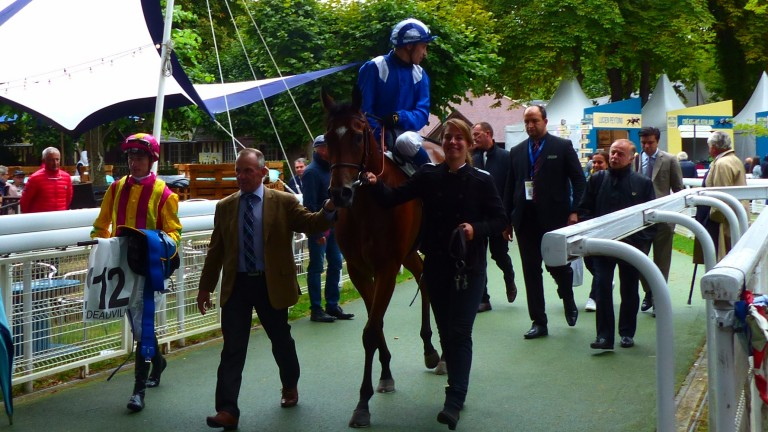 Efaadah won the Prix des Marettes, a race which now looks to have contained several talented fillies in the lineup