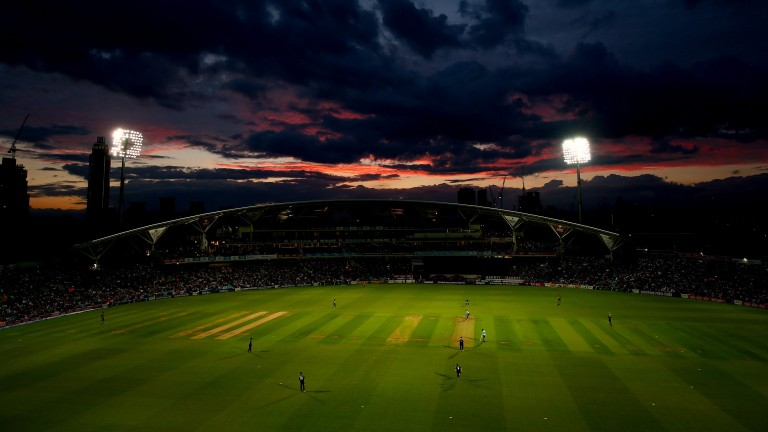 Glamorgan dazzled under the floodlights at The Oval last time out