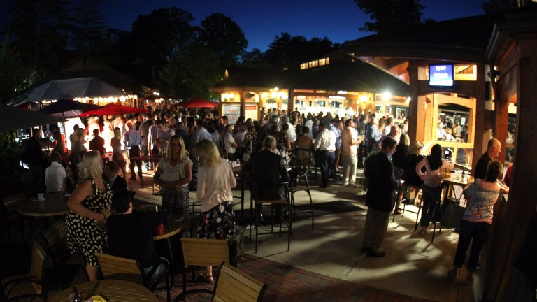 International buyers added to competition at the cosmopolitan Saratoga sale