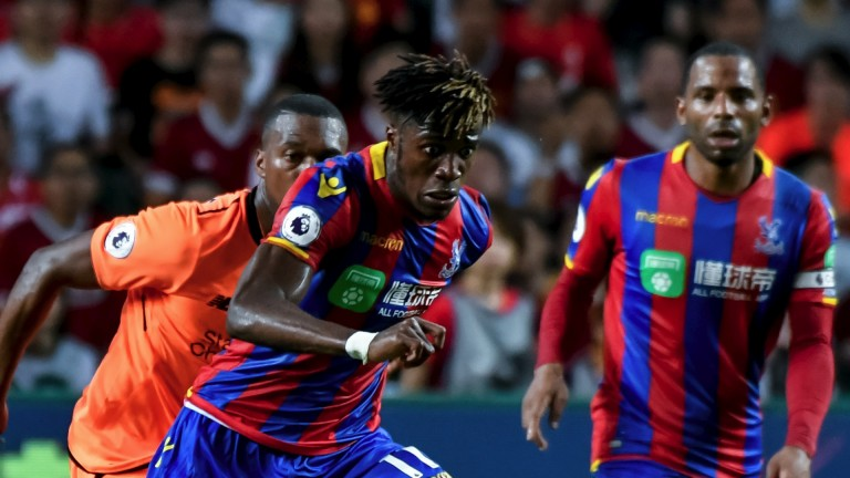 Wilf Zaha could return for Palace