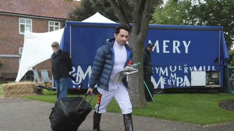 Silvestre de Sousa rushes off to Kempton following his Brighton treble