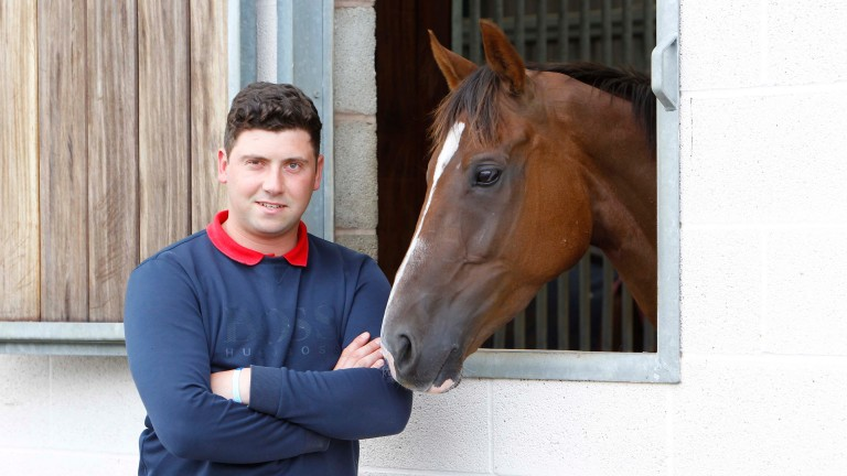 Olly Murphy: the young trainer has made a blistering start