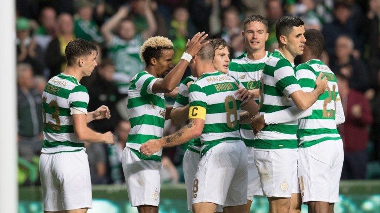 Celtic may not have things all their own way