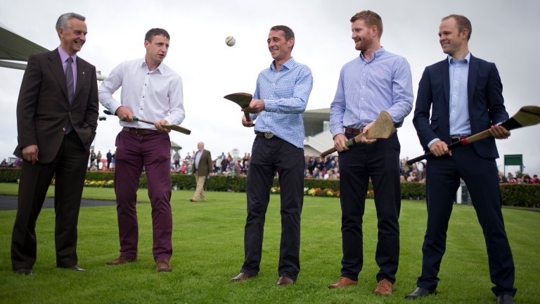 Two star-studded line-ups are set to take to the pitch for Jim Bolger and Davy Russell's charity event at St. Conleth's Park, Newbridge on Tuesday