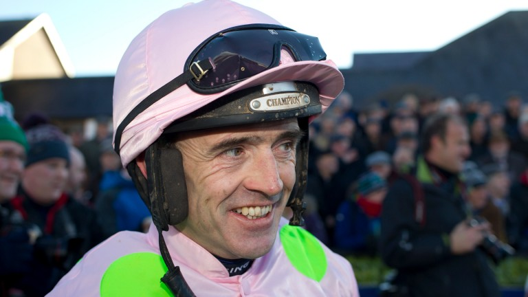 Ruby Walsh: returns to the saddle at Thurles