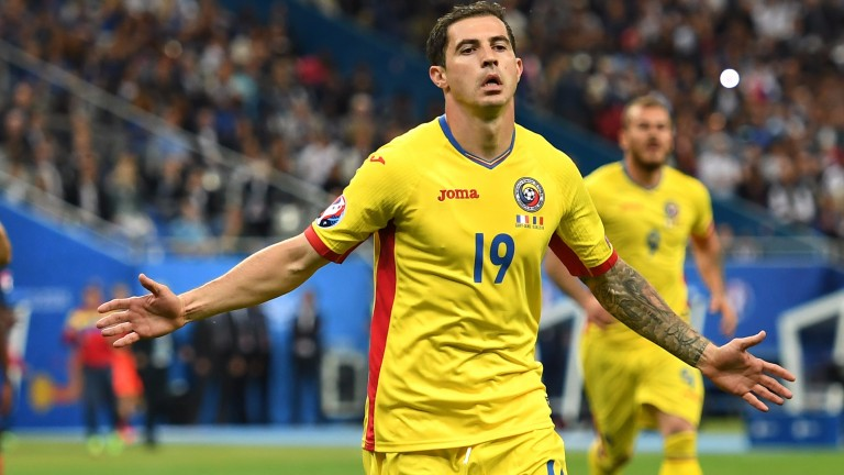 Bursaspor goal threat Bogdan Stancu