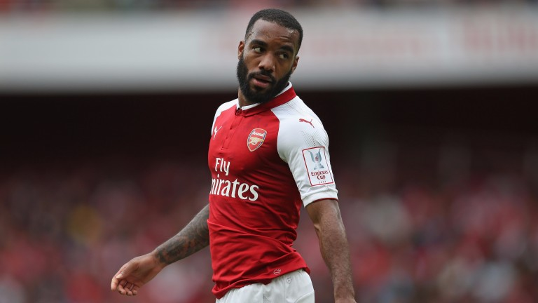 Alexandre Lacazette is Arsenal's big summer signing