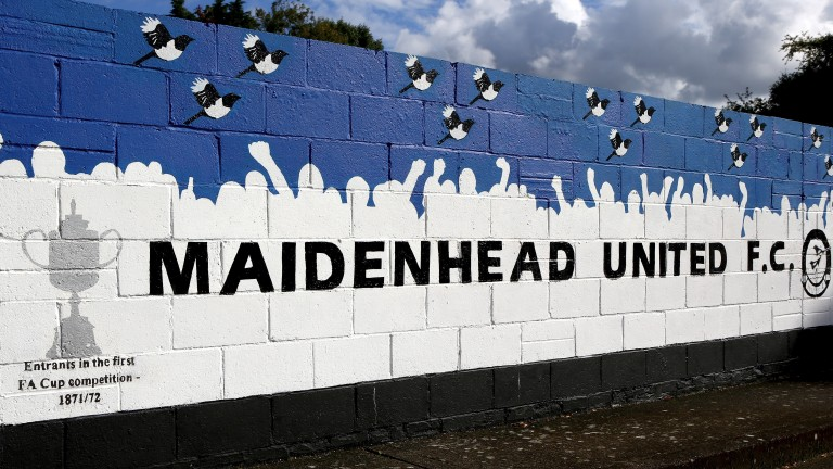 York Road, home of Maidenhead United
