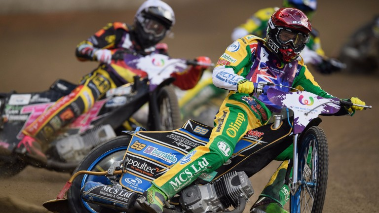Jason Doyle leads the way in the Speedway Grand Prix standings