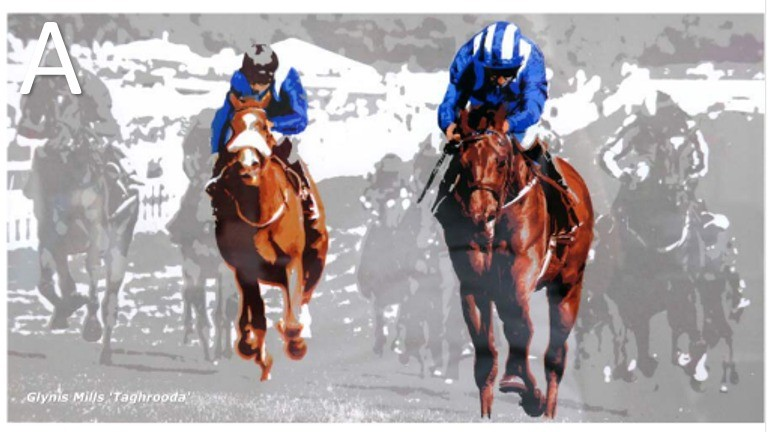 One of four SEA Silk Series best racing picture by a female artist award finalists