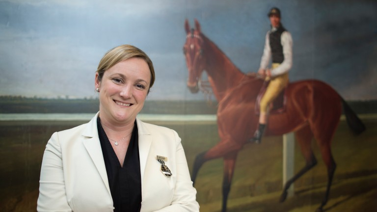Newmarket boss Amy Starkey says the track has boosted prize-money across all classes