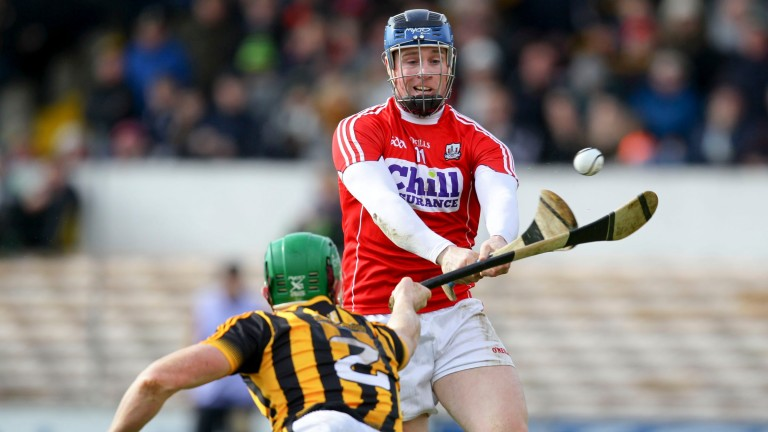 Conor Lehane, one of the stars on this in-form Cork team