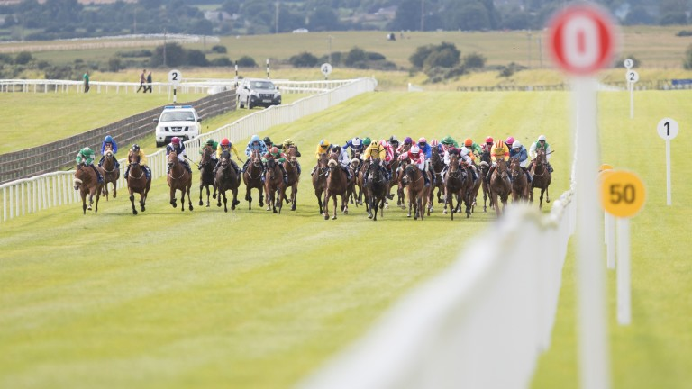 The Curragh: hosts its latest Group 1 on Sunday with the Keeneland Phoenix Stakes