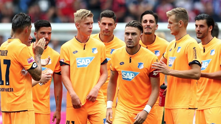 Hoffenheim are set to take on Liverpool
