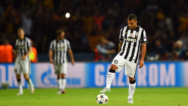 Carlos Tevez, looking dejected during the 2015 Champions League final, wants to quit Shenhua according to reports