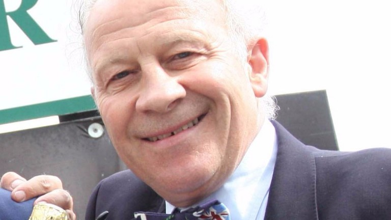 Colin Brown: former jump jockey is 63 today