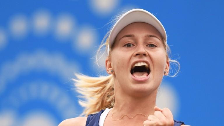 Daria Gavrilova could prosper in the remainder of the US hardcourt season