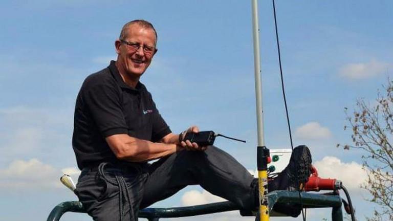 Stephen Yarborough: died at Haydock on July 21