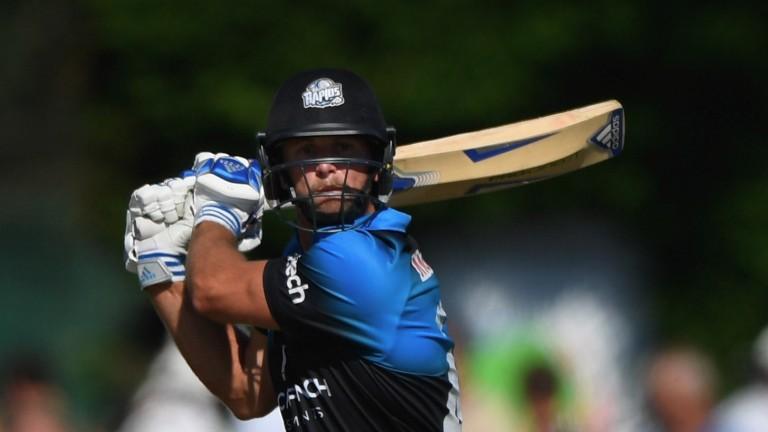 Worcestershire batsman Ross Whiteley